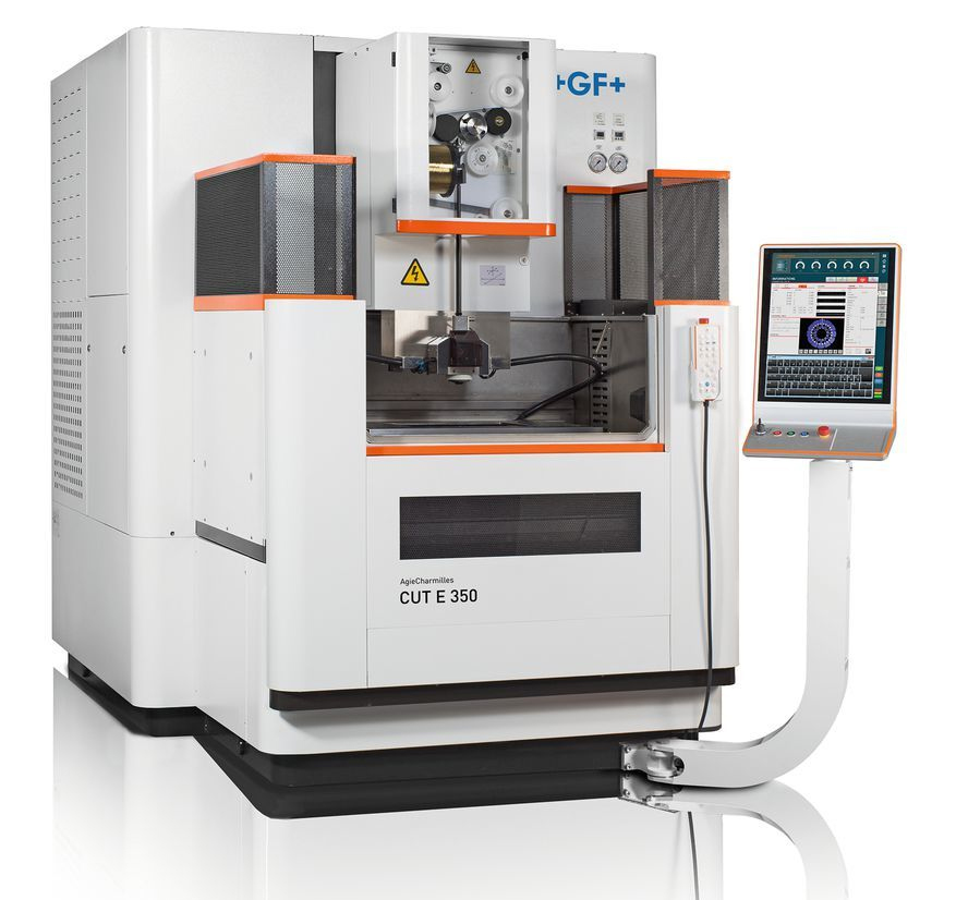 GFAC Wire EDM Machine