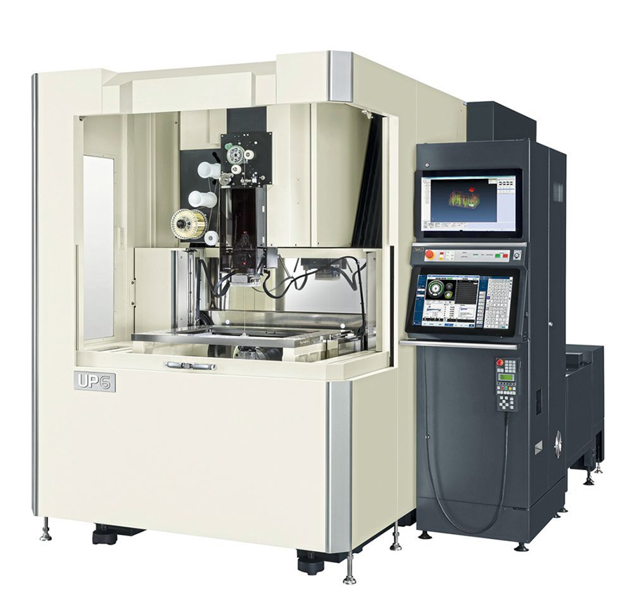Makino Wire EDM Machine