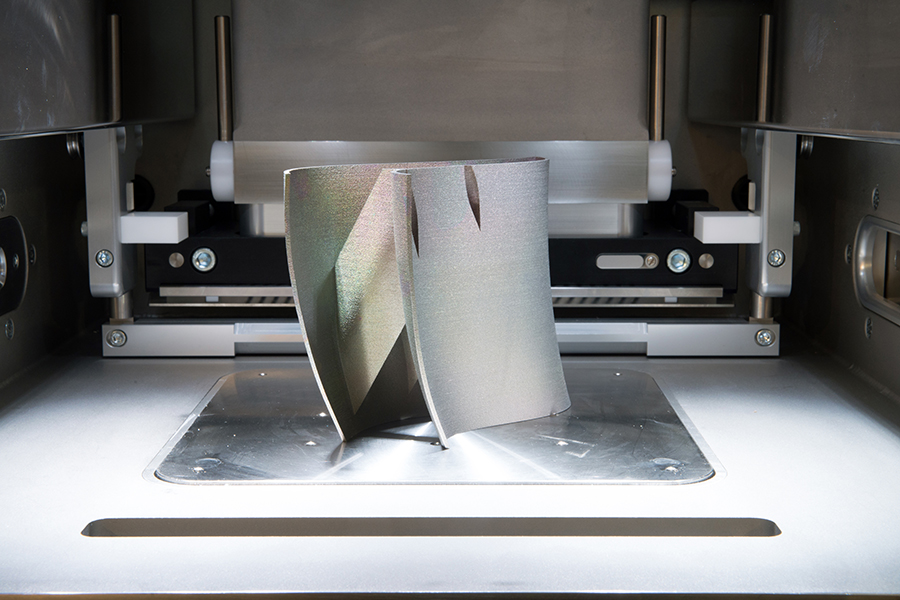 การหล่อแบบดั้งเดิมยังสามารถแข่งขันกับระบบการพิมพ์แบบ 3D ได้