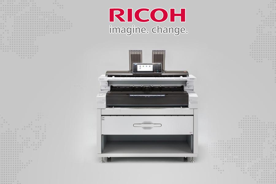 เครื่องพิมพ์ RICOH MP W6700SP