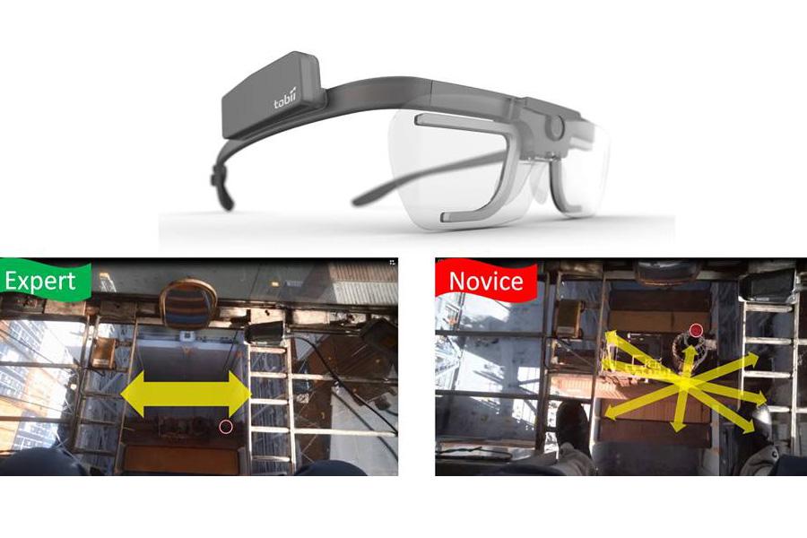 แว่น Tobii-Pro-Glasses