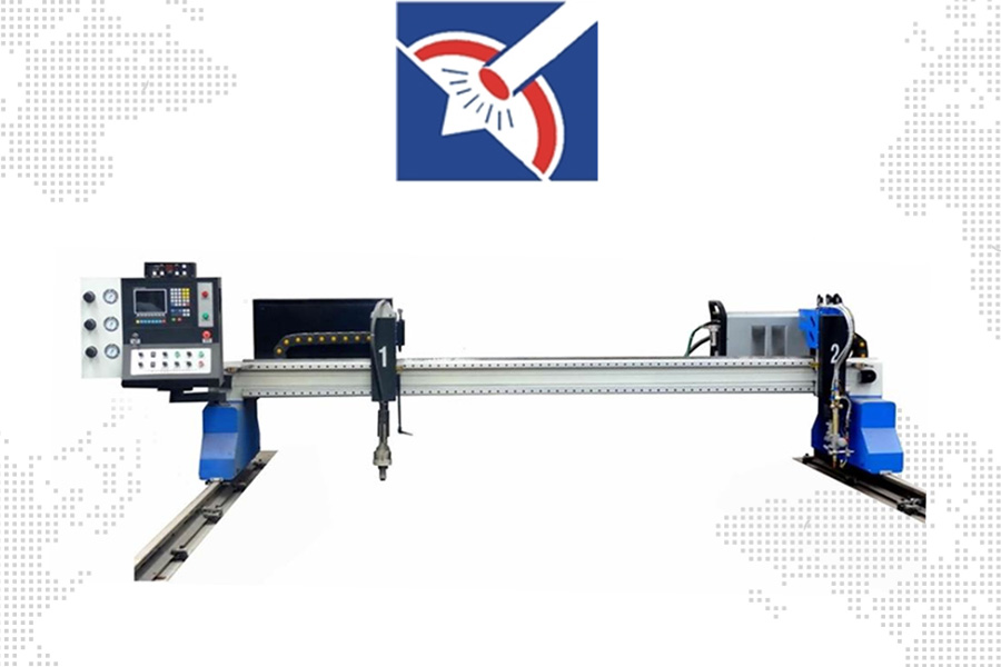 SENTOP CNC Gantry Type Plasma & OXY Fuel Cutting Machine