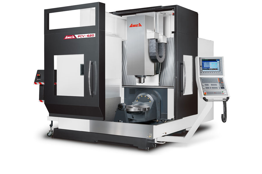 Ultra Performance 5-Axis Machining Center