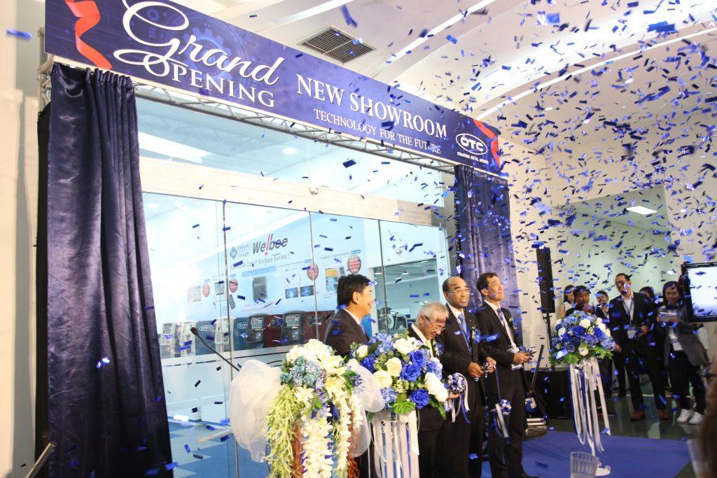 OTC DAIHEN ASIA ผู้นำด้านหุ่นยนต์อุตสาหกรรมเปิดตัวโชว์รูมใหม่ที่นวนคร
