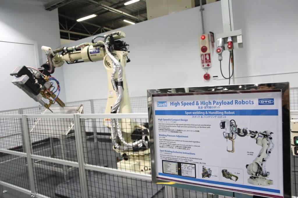 หุ่นยนต์ OTC DAIHEN