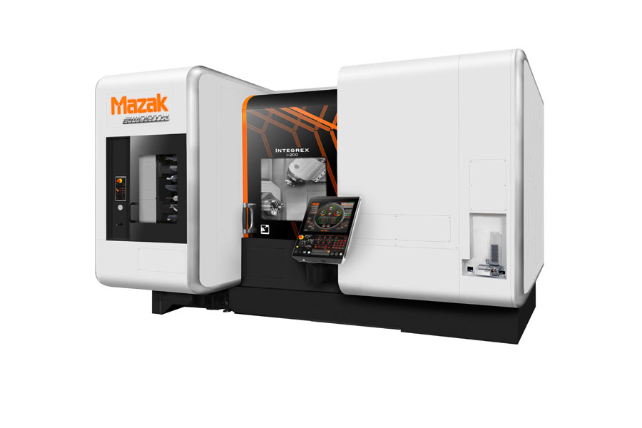 INTEGREX I-200 HORIZONTAL CNC LATHE MACHINE อเนกประสงค์