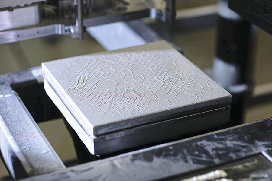 """ทำความรู้จัก """"Layered Powder Metallurgy"""" (LPM ™) นวัตกรรมใหม่ของ Stratasys"""