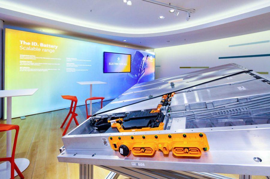 ID chassis: E-Mobility ระบบขับเคลื่อนไฟฟ้าของ VW (ตอนที่ 1)