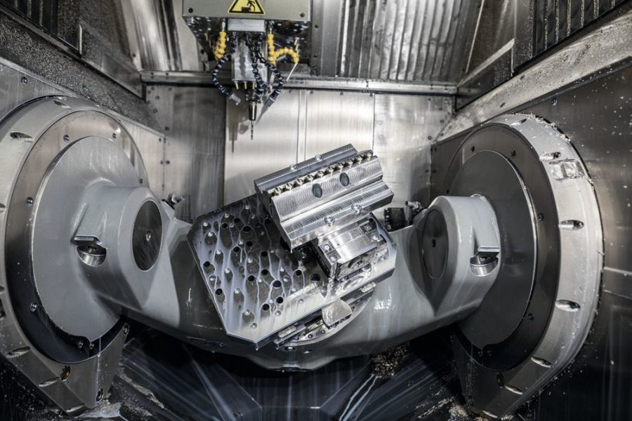 Automated die machining ช่วยเพิ่มกำลังการผลิต