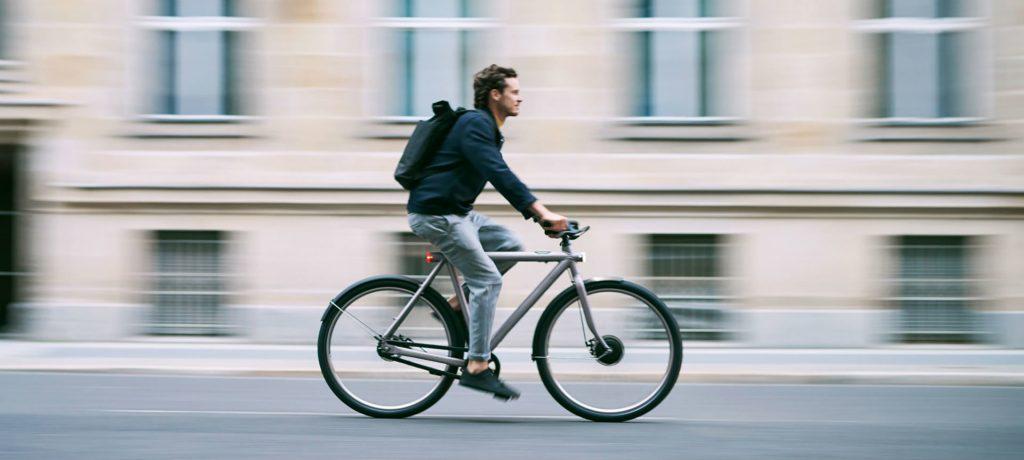 Das schönste E-Bike! - VanMoof S3 Review - Tech City Life