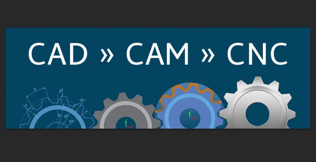 CAD/CAM: การสร้างเครื่องจักรและผลิตภัณฑ์ด้วยเทคนิค 'Computer- aided' (1)