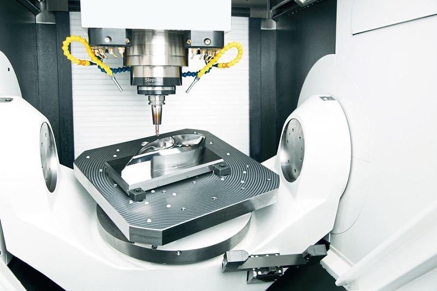 ผลิตภาพอัจฉริยะในการผลิตแม่พิมพ์และเครื่องมือ
