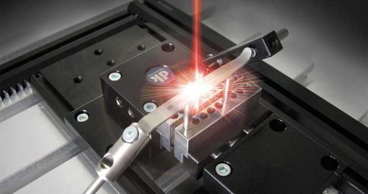 Modular fixturing systems for laser technology