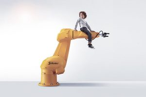 Hannover Messe 2019 Tool changer: Tool, be changed!