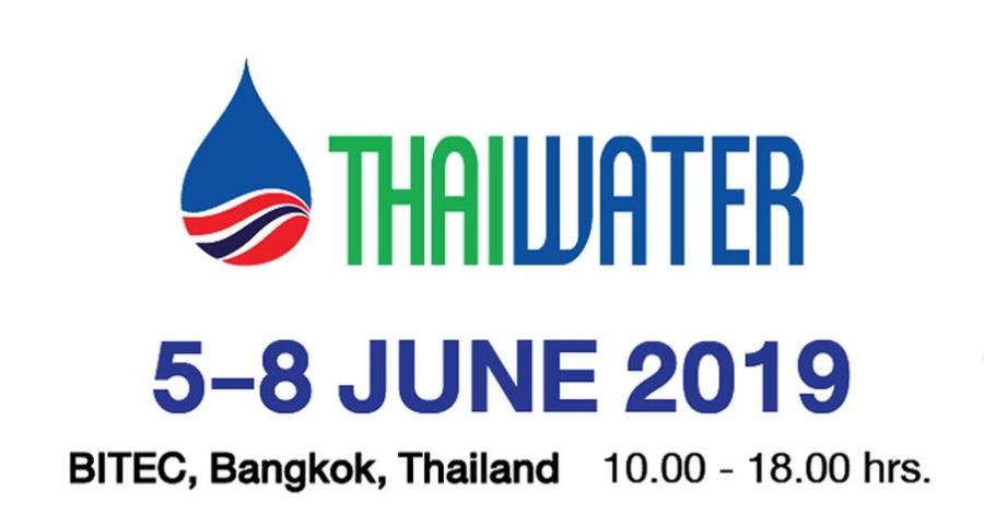 THAI WATER EXPO 2019: งานแสดงเทคโนโลยีและการประชุมด้านการบริหารจัดการน้ำดีและน้ำเสีย  ระดับภูมิภาค