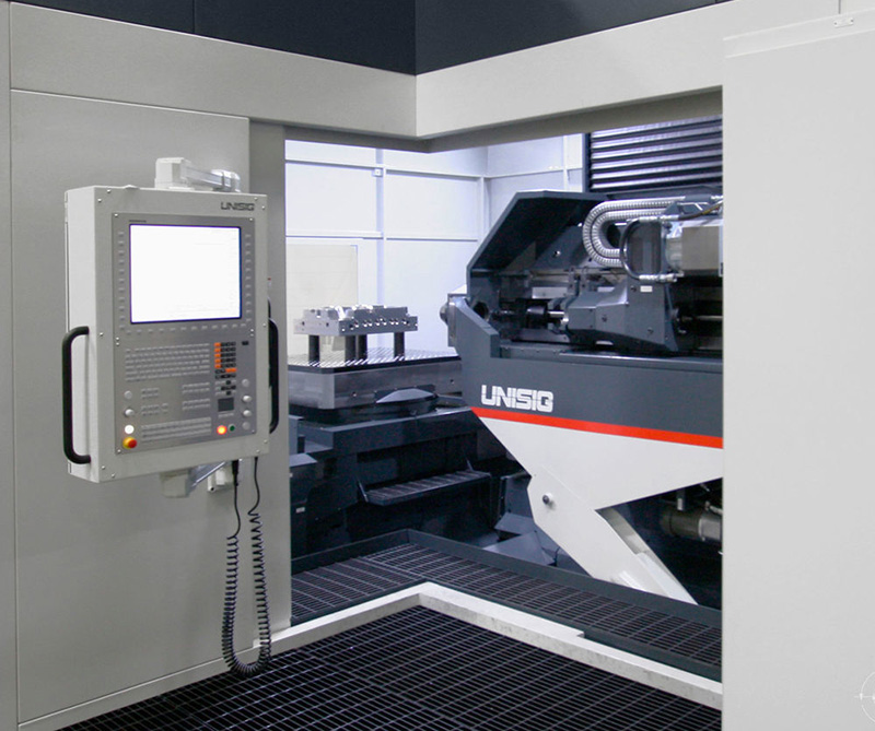 deep drilling and milling centres