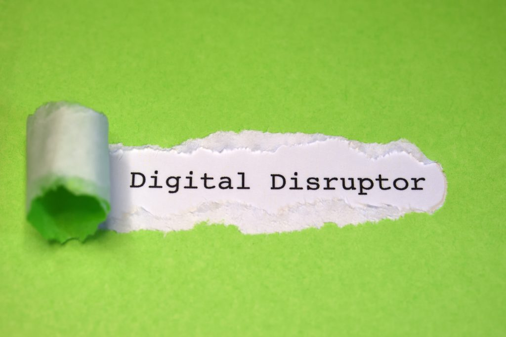 Interview: ชีวิต Disrupt ของ The Disruptor