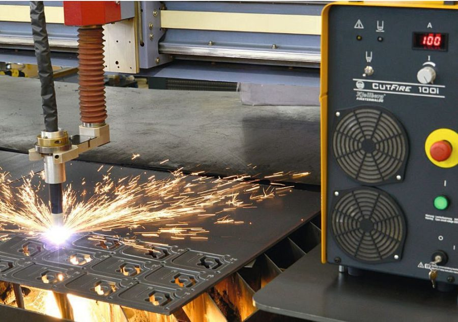 Plasma Cutting 2