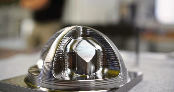 Hard milling: กัดหนักแบบประหยัด