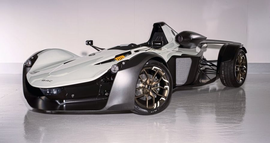 AM: ต้นแบบ Mono R – Super Car จากอังกฤษ