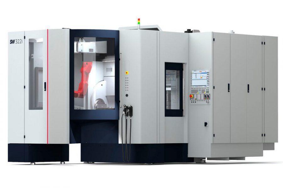The BA W08-12 machining center