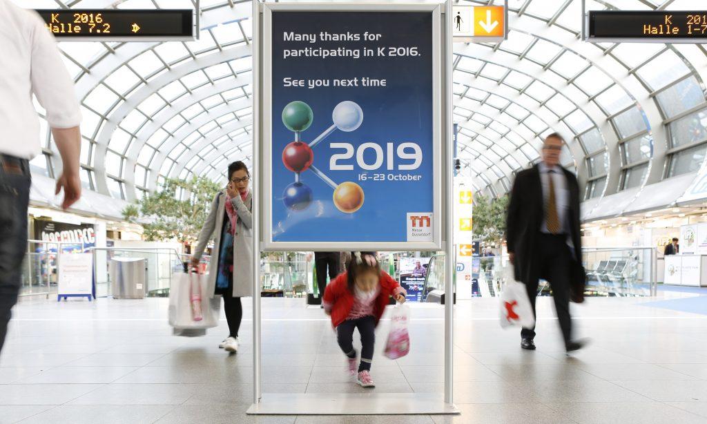 K 2019: งานแสดงสินค้าพลาสติกและยางอันดับ 1 ของโลก งานนี้ต้องขยาย!