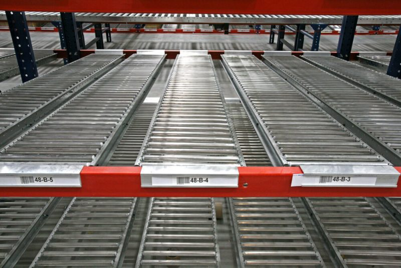 Warehouse_Flow Racks