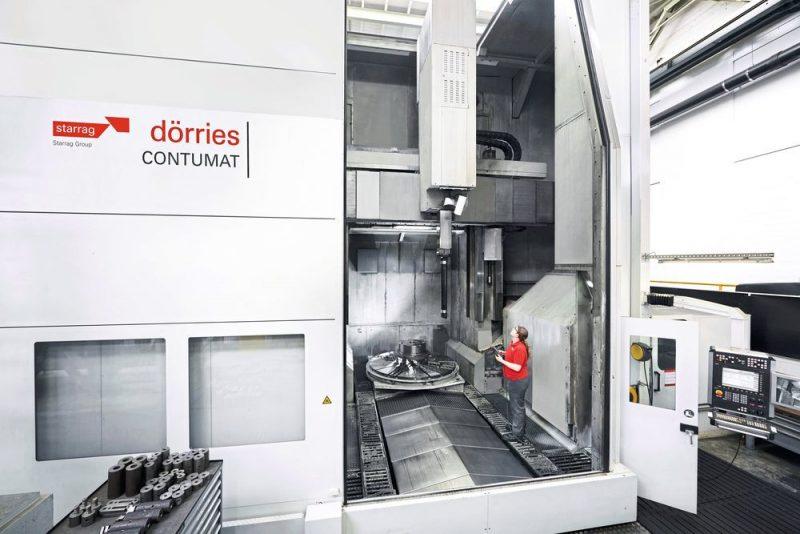 Dörries CONTUMAT VC 2400