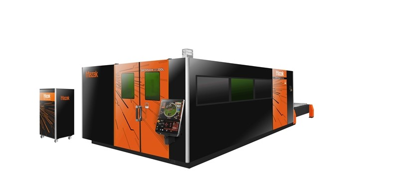 Products Highlight: MAZAK I OPTIPLEX 3015 DDL