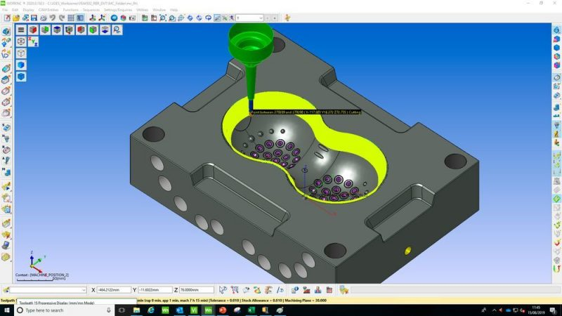 VISI_mould tool
