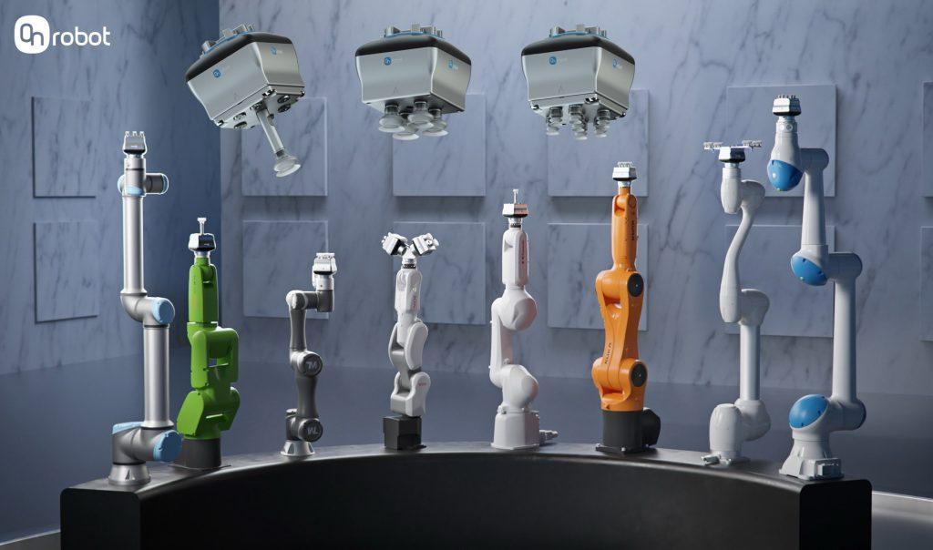 """OnRobot เปิดตัว """"VGC10"""" กริปเปอร์ไฟฟ้าสุญญากาศขนาดกะทัดรัดที่สามารถปรับแต่งได้"""