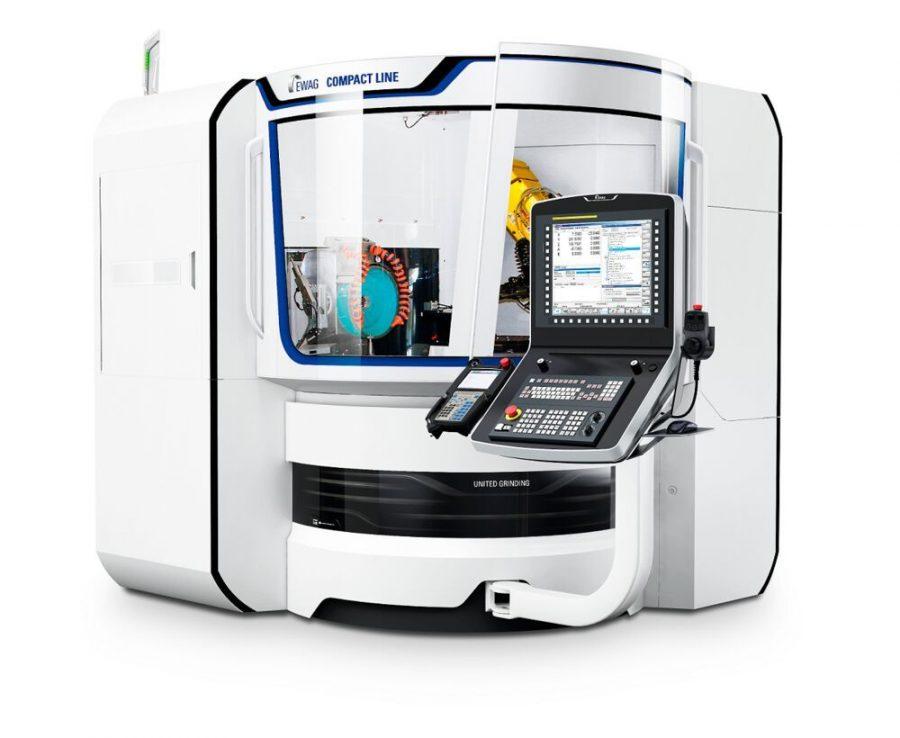 Grinding Technology: เครื่องจักรใหม่ในงาน GrindTec