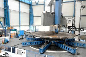 10 เครื่องจักรใหญ่ที่สุดในโลก   The 10 largest machine tools in the world