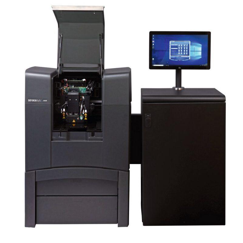 New mid-range 3D printer | เครื่องพิมพ์ 3 มิติขนาดกลาง ใหม่จาก Stratasys
