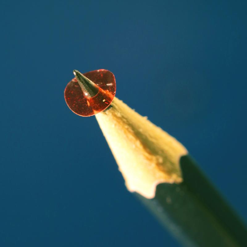Five-Millimeter Diameter Motor