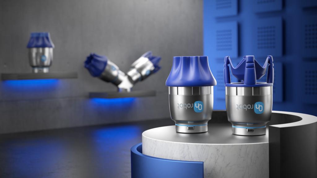 On Robot เปิดตัวอุปกรณ์มือจับแบบ 3 นิ้วพร้อมแกนยาวและมือจับผิวนุ่ม