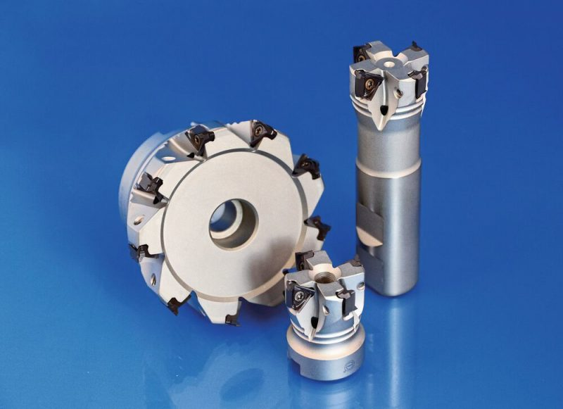 New Uni-Mill step milling cutters type B32 | ดอกกัดใหม่จาก Jongen
