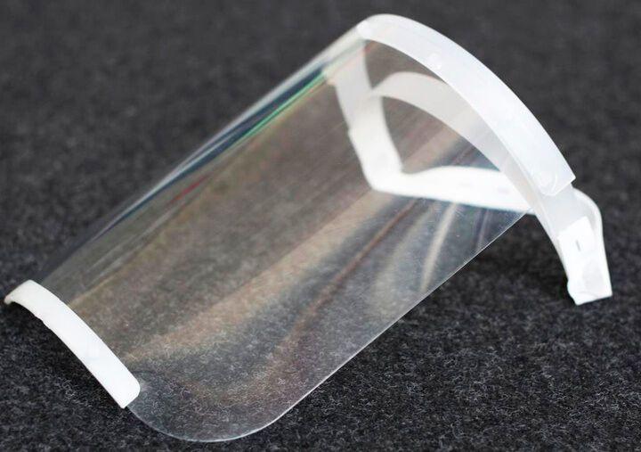 หน้ากากป้องกันใบหน้า_Face Shield