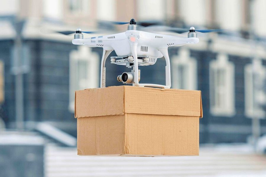https://commercial drone deliveries