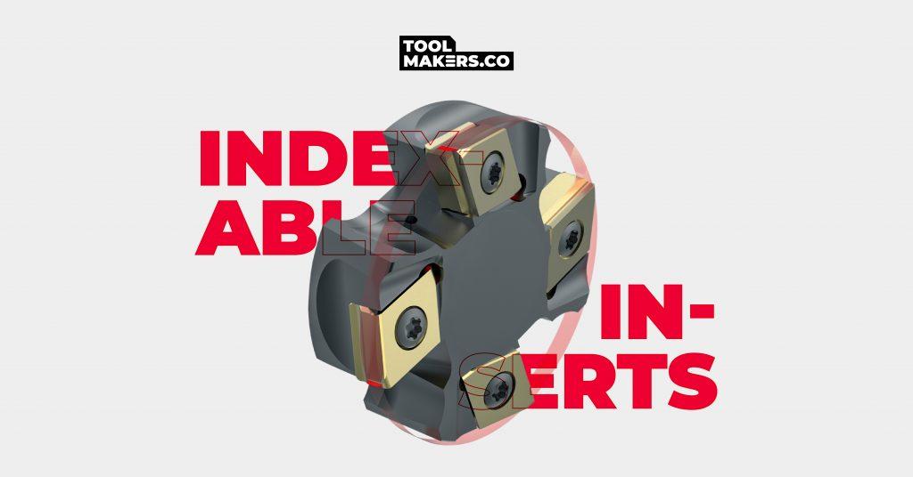 Indexable Inserts คว้านลึกแบบไร้การสั่นสะเทือน