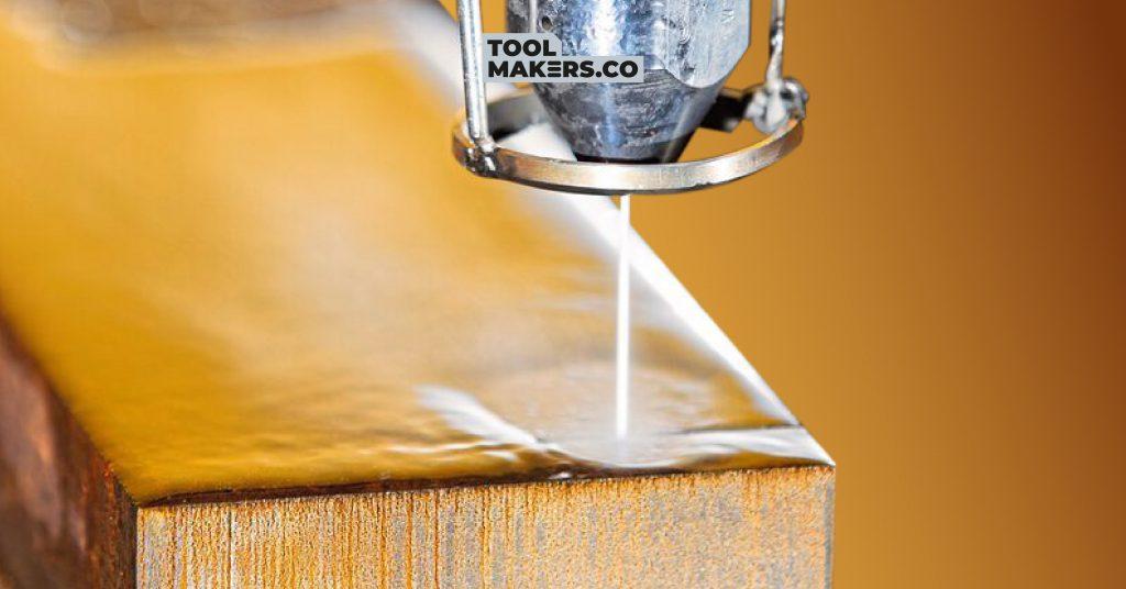 WAS เทคโนโลยีการตัดเฉือนด้วยแรงดันน้ำ-ตัดได้หลากหลายวัสดุ