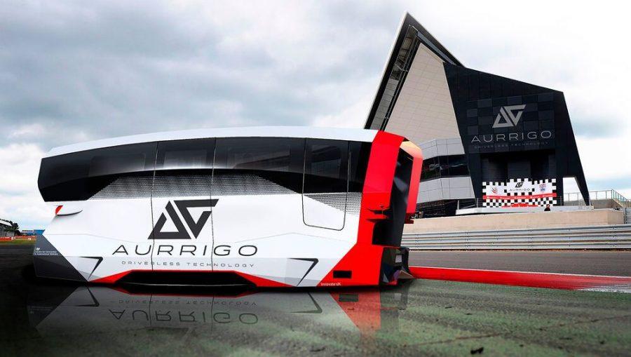 Aurrigo คว้ารางวัลนวัตกรรมยานยนต์ไร้คนขับจาก Autocar