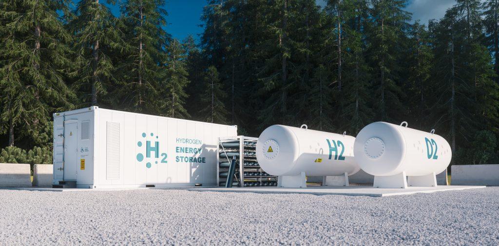 """โครงการนำร่องไฮโดรเจน """"สีเขียว"""" (CO2-NEUTRAL (""""GREEN"""") HYDROGEN) เริ่มต้นที่ยุโรป"""