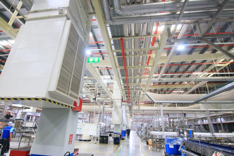SuntoryPepsico_Green Factory_1