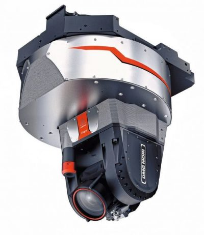 laser scanning head of the Lasertec 400 Shape