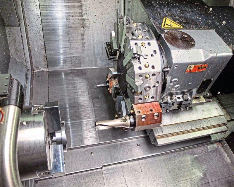Hurco TM8Xi CNC turning center