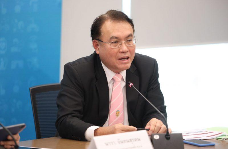นายนาวา จันทนสุรคน ประธานกลุ่มอุตสาหกรรมเหล็ก