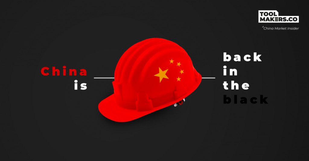 "China Market Insider: ""China is back in the black"" การกลับมาของจีน"