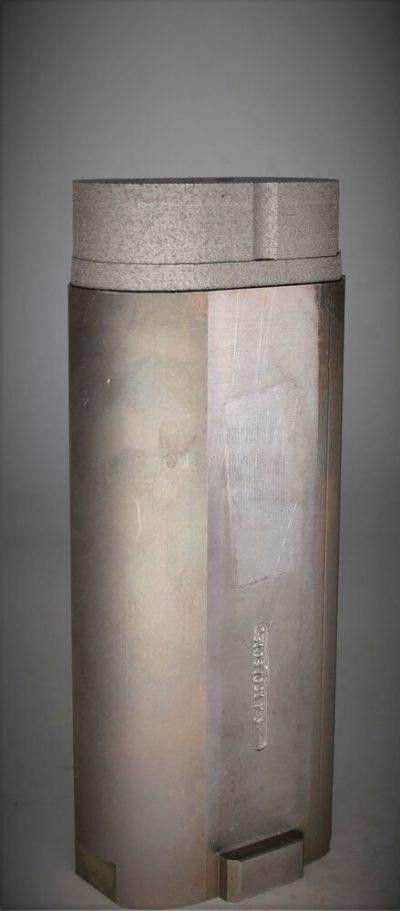 Hybrid mould insert
