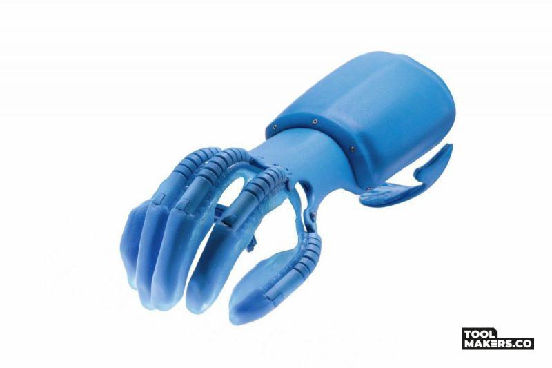 The bionic hand orthosis